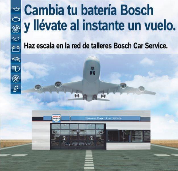 Campaña de invierno 2017 Bosch Car Service en Balsapintada