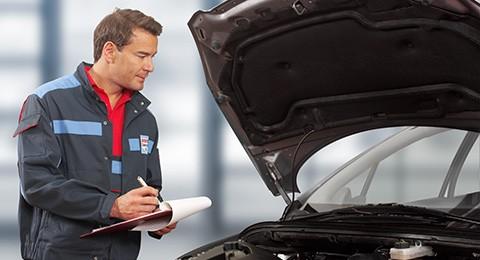 Diagnosis en Bosch Car Service Electroconesa de Balsapintada