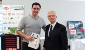 Primer premio en el concurso de autodiagnosis de la Fremm