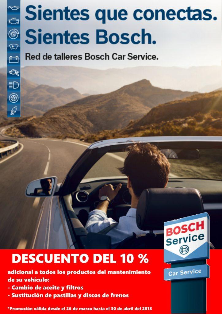 Descuento del 10 % adicional a todos los productos del mantenimiento de su vehículo