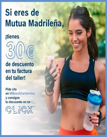 BCS/Mutua Madrileña (30€ dto. hasta el 15.11.2019)