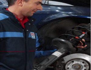 Dirección, suspensión y transmisión Bosch Car Service de Balsapintada