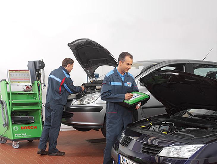 Electricidad y electrónica en Bosc Car Service de Balsapintada