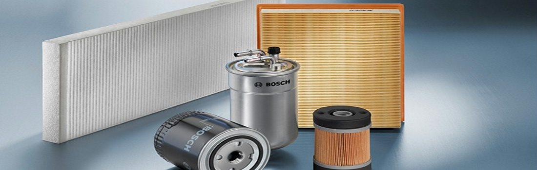 filtros de aceite y aire acondicionado Bosch en Balsapintada