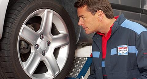 Frenos en Bosch Car Service Electroconesa de Balsapintada