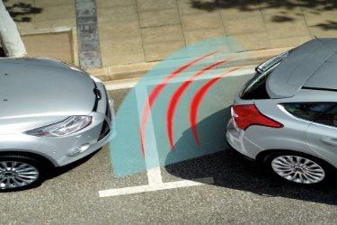 Sensores aparcamiento